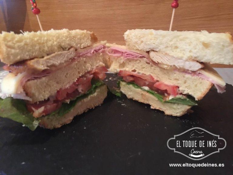 Hacemos el otro sándwich y  listo para disfrutar!