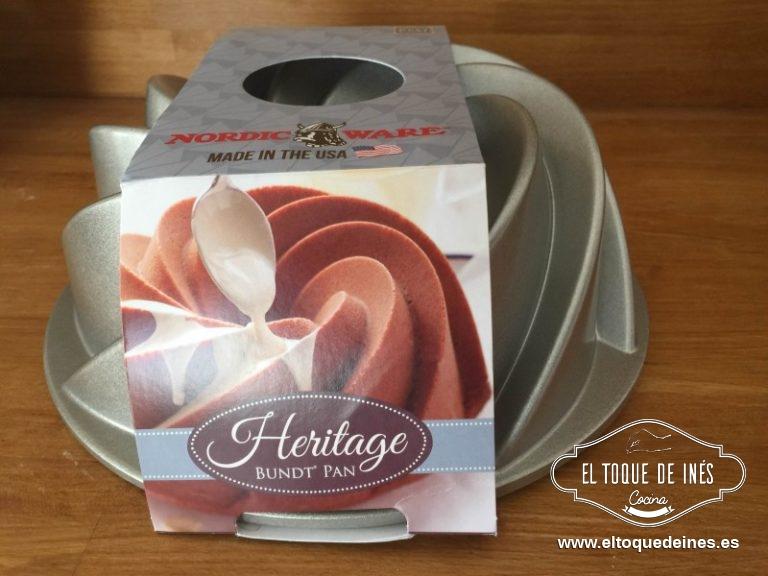 El molde Nordic Ware , modelo Heritage se lo lleva........ gimenezperezana@gmail.com .  Enhorabuena , espero te pongas en contacto conmigo para poder saber donde va nuestro bonito molde ;-))