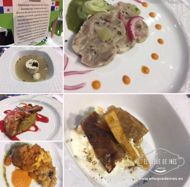 Cenamos productos que yo nunca había probado, cierto es que no estoy acostumbrada a esas texturas y sabores, pero cuanto he aprendido en esta ocasión!