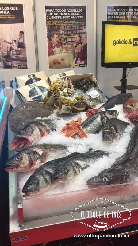 Pescados de nuestros mejores proveedores.