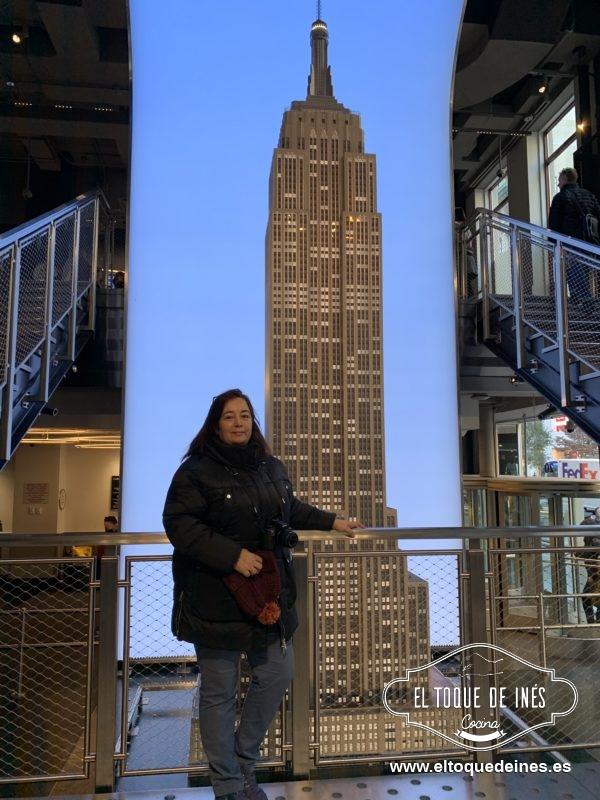 El día que subimos al Empire State...